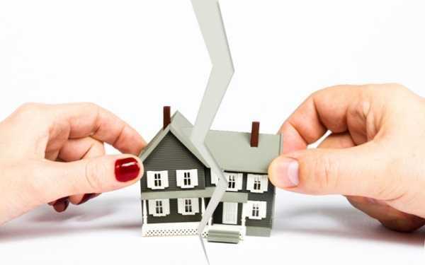 ипотека в случае развода