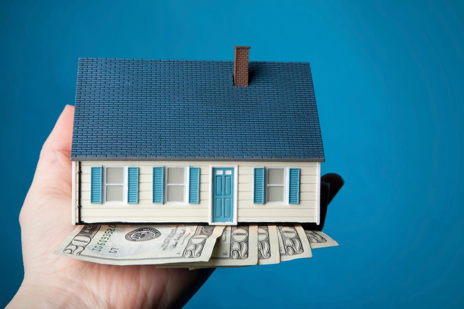 запрет займов под залог недвижимости